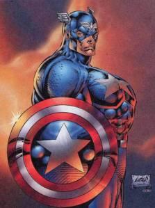 Os-piores-desenhos-de-Rob-Liefeld_Captain-America-Cover