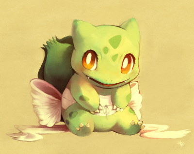 bulbasaur_painting_by_purplekecleon-d353bw0