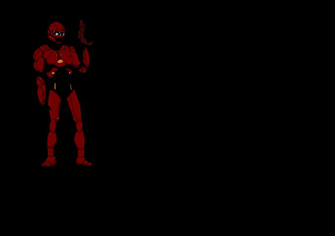 Agente Parado 1